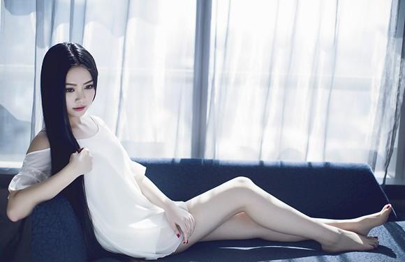 Hoa hậu Ngọc Anh cực cuốn hút trong bộ ảnh mới ảnh 4
