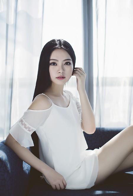 Hoa hậu Ngọc Anh cực cuốn hút trong bộ ảnh mới ảnh 5