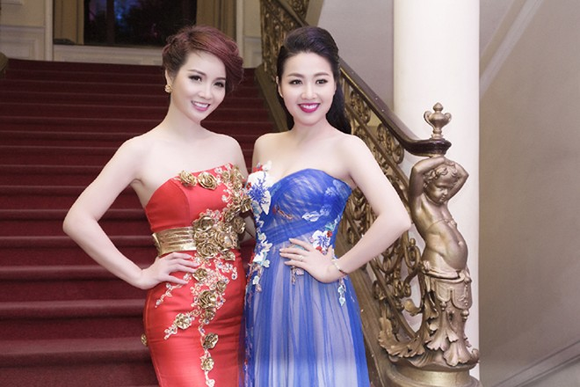 """Lê Khánh """"tái xuất"""" rạng ngời sau đám cưới ảnh 6"""