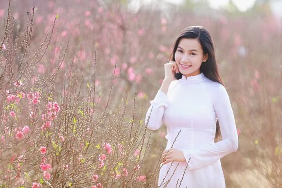 Hot girl đa tài Lương Giang rạng ngời đón xuân ảnh 7
