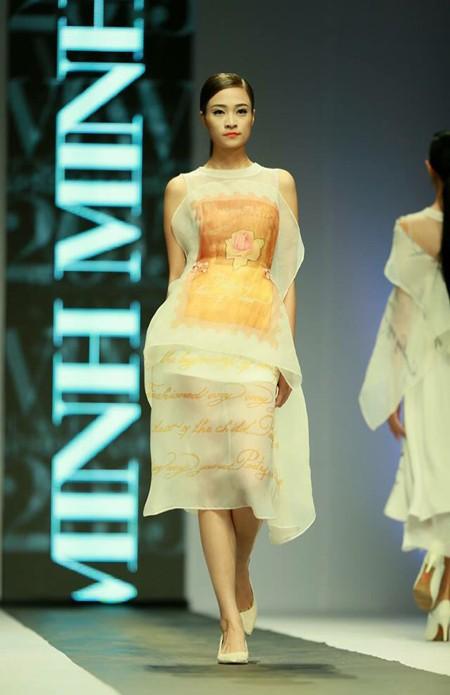 Người mẫu Thanh Tú mong được diễn chung sân khấu với nghệ sĩ Xuân Bắc ảnh 2