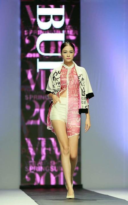 Người mẫu Thanh Tú mong được diễn chung sân khấu với nghệ sĩ Xuân Bắc ảnh 3
