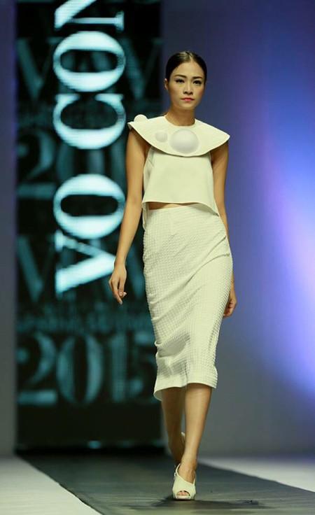 Người mẫu Thanh Tú mong được diễn chung sân khấu với nghệ sĩ Xuân Bắc ảnh 1