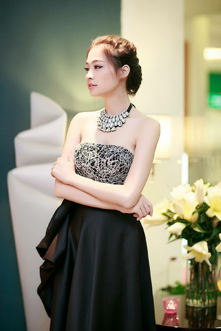 Người mẫu Thanh Tú mong được diễn chung sân khấu với nghệ sĩ Xuân Bắc ảnh 4