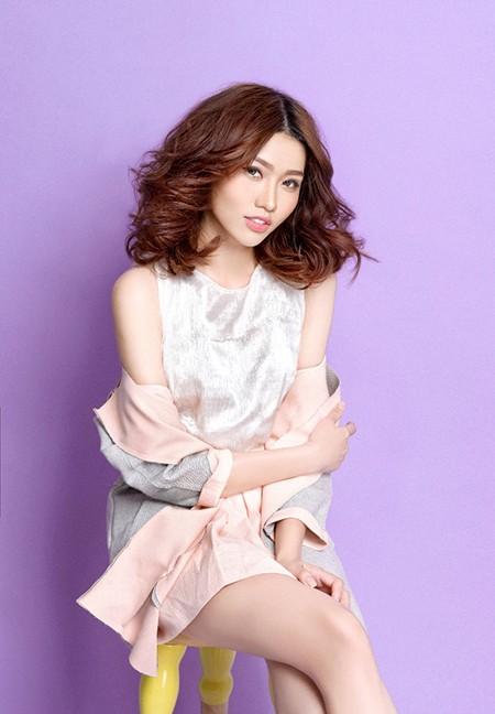 """Quỳnh Châu """"ngọt ngào"""" sau Vietnam's Next Top Model ảnh 1"""