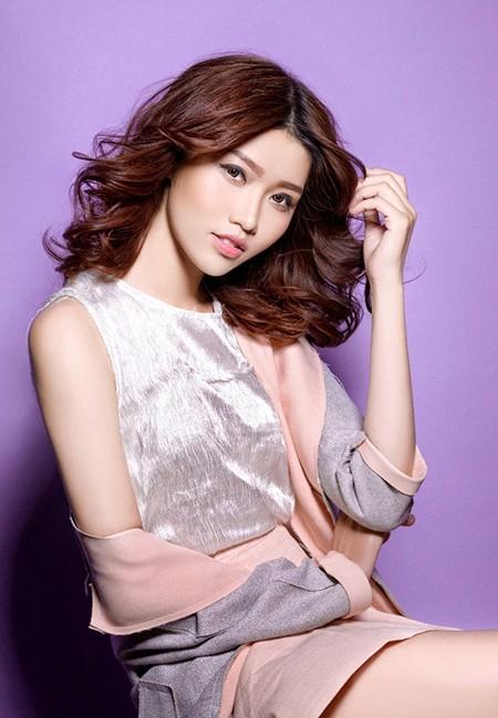 """Quỳnh Châu """"ngọt ngào"""" sau Vietnam's Next Top Model ảnh 4"""