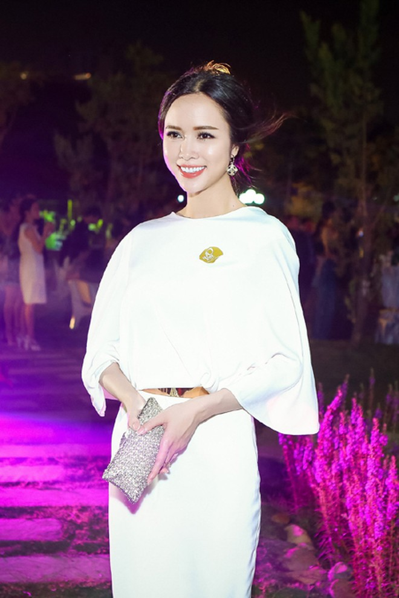 Vũ Ngọc Anh bất ngờ vì được ví như Chương Tử Di của Việt Nam ảnh 2