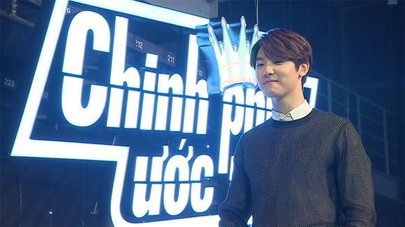Kang Min Hyuk xao lòng vì MiA ảnh 1