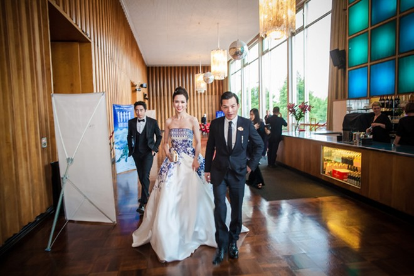 Vũ Ngọc Anh, Trần Bảo Sơn hạnh phúc giữa vòng vây kiều bào tại Đức ảnh 5