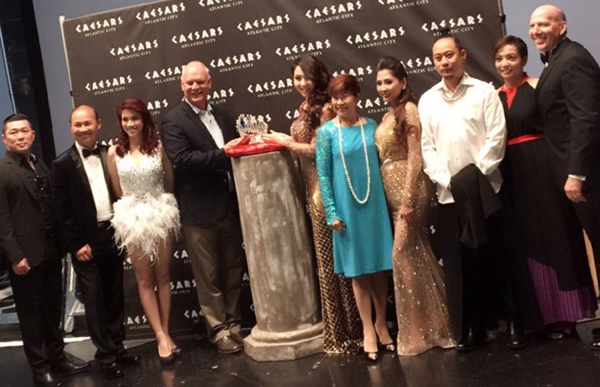 Vương miện Hoa hậu Biển xanh toàn cầu 2015 đã có chủ ảnh 1