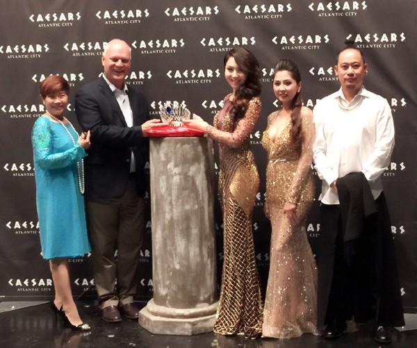 Vương miện Hoa hậu Biển xanh toàn cầu 2015 đã có chủ ảnh 6