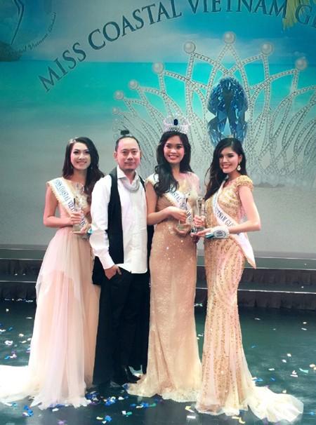 Vương miện Hoa hậu Biển xanh toàn cầu 2015 đã có chủ ảnh 2