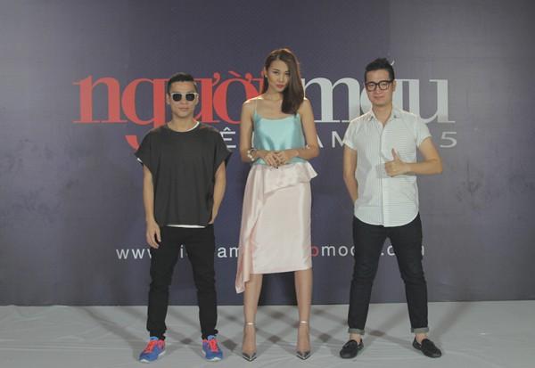 Lộ diện gương mặt cuối cùng bộ 3 quyền lực của Vietnam's Next Top Model 2015 ảnh 7
