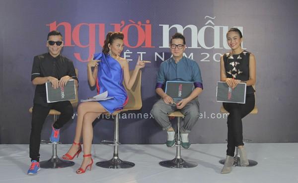 Lộ diện gương mặt cuối cùng bộ 3 quyền lực của Vietnam's Next Top Model 2015 ảnh 5