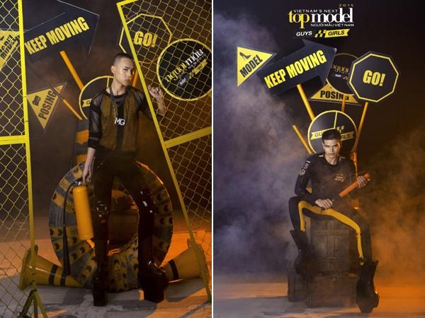 Chính thức công bố Top 14 thí sinh vào bán kết Vietnam's Next Top Model 2015 ảnh 3