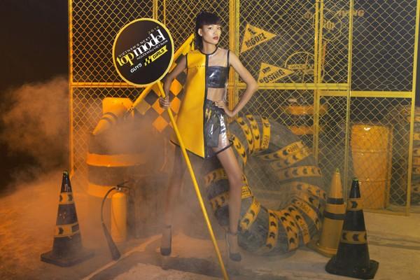 Chính thức công bố Top 14 thí sinh vào bán kết Vietnam's Next Top Model 2015 ảnh 7