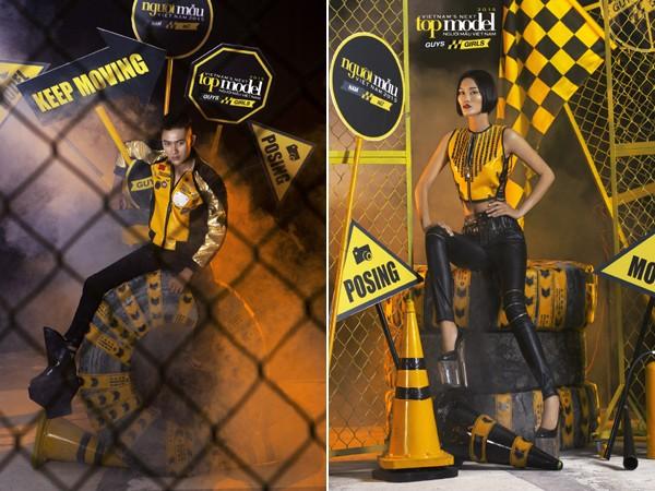 Chính thức công bố Top 14 thí sinh vào bán kết Vietnam's Next Top Model 2015 ảnh 1
