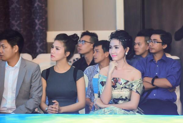 """Phan Thị Mơ lộng lẫy dự gala """"Người đẹp và lòng nhân ái"""" ảnh 3"""