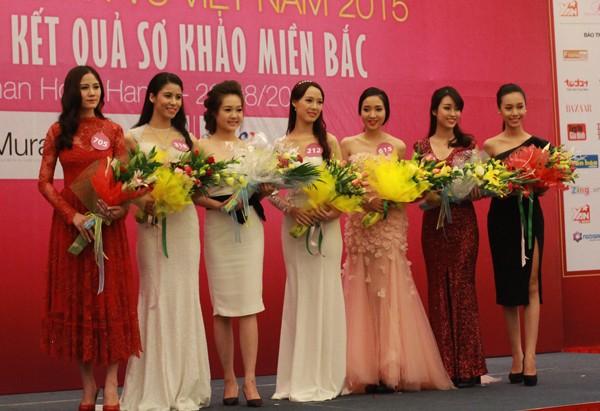 Hoa hậu Hoàn vũ Việt Nam 2015: Hoàn tất lựa chọn 70 thí sinh vào bán kết ảnh 8