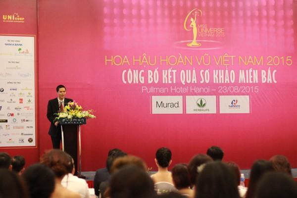 Hoa hậu Hoàn vũ Việt Nam 2015: Hoàn tất lựa chọn 70 thí sinh vào bán kết ảnh 6