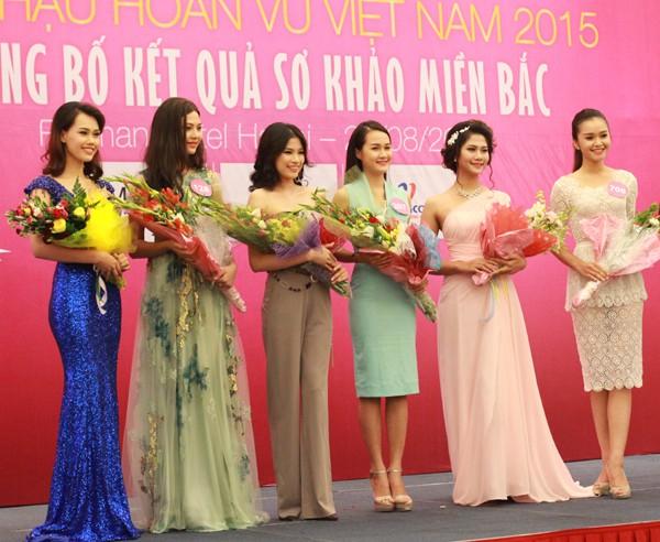 Hoa hậu Hoàn vũ Việt Nam 2015: Hoàn tất lựa chọn 70 thí sinh vào bán kết ảnh 9