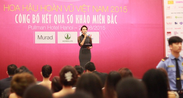 Hoa hậu Hoàn vũ Việt Nam 2015: Hoàn tất lựa chọn 70 thí sinh vào bán kết ảnh 5