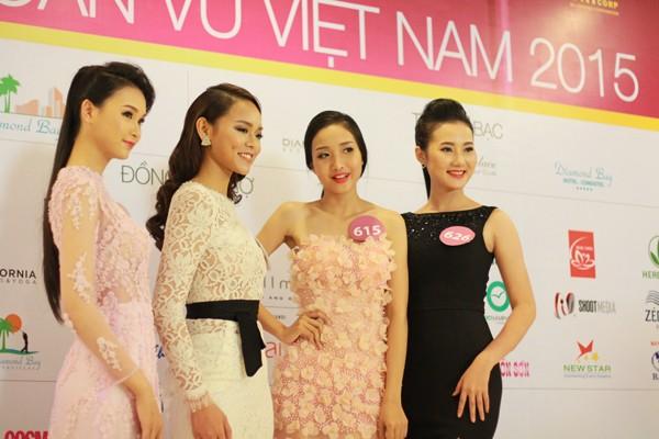 Hoa hậu Hoàn vũ Việt Nam 2015: Hoàn tất lựa chọn 70 thí sinh vào bán kết ảnh 3