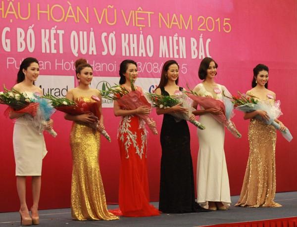 Hoa hậu Hoàn vũ Việt Nam 2015: Hoàn tất lựa chọn 70 thí sinh vào bán kết ảnh 11