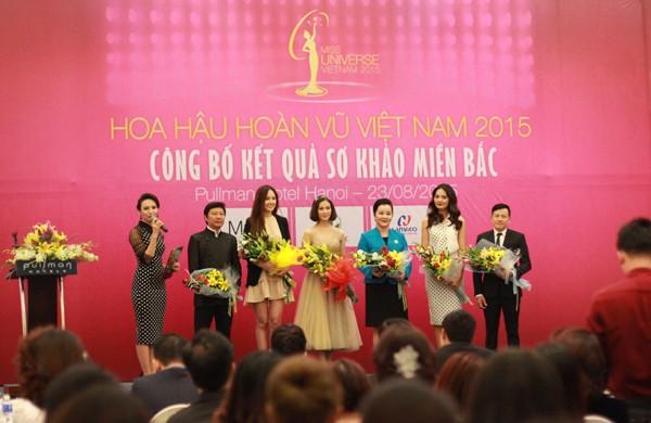 Hoa hậu Hoàn vũ Việt Nam 2015: Hoàn tất lựa chọn 70 thí sinh vào bán kết ảnh 2