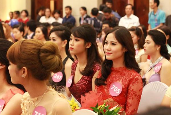 Hoa hậu Hoàn vũ Việt Nam 2015: Hoàn tất lựa chọn 70 thí sinh vào bán kết ảnh 10