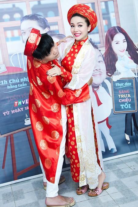 Yến Trang bất ngờ kết hôn cùng Trịnh Tú Trung? ảnh 5