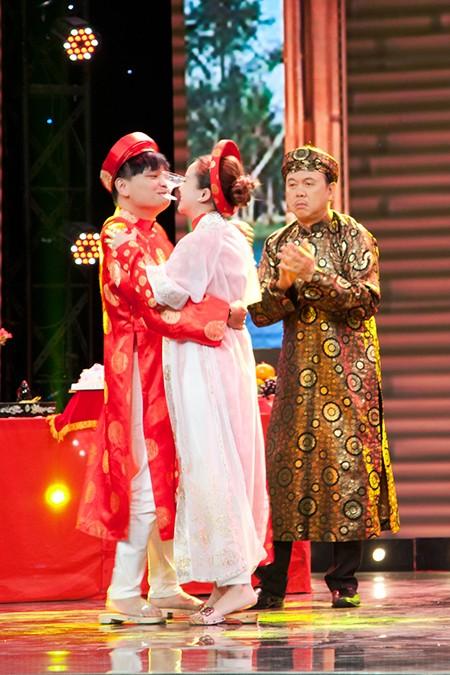 Yến Trang bất ngờ kết hôn cùng Trịnh Tú Trung? ảnh 11
