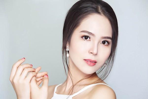 Cận cảnh vẻ đẹp mong manh của Á hoàng sắc đẹp Dương Kim Ánh ảnh 9