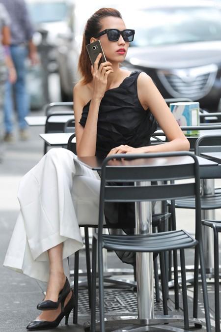 Top 4 Vietnam's Next Top Model hào hứng khám phá Italy ảnh 3