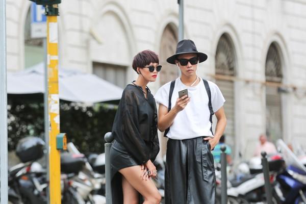 Top 4 Vietnam's Next Top Model hào hứng khám phá Italy ảnh 6