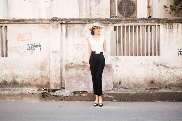 Cận cảnh vẻ đẹp trẻ trung hiếm thấy của MC Thanh Mai ảnh 5