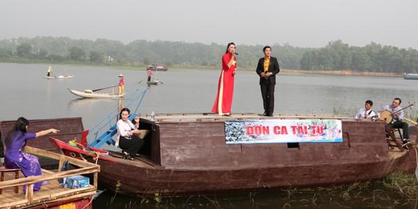 Tái hiện không gian văn hóa chợ nổi Nam bộ tại Hà Nội ảnh 7