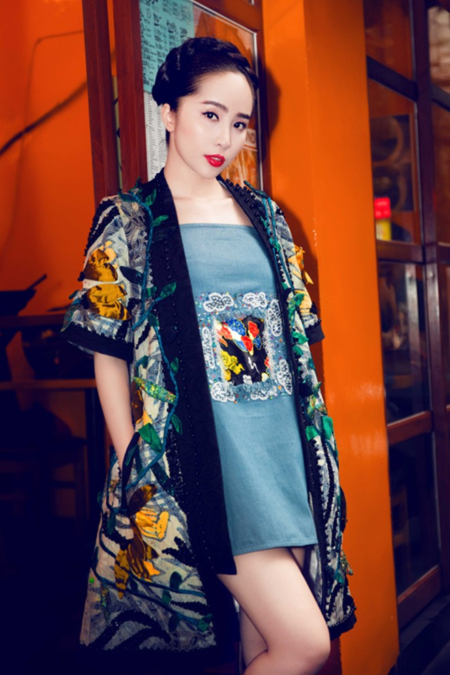 Cá sấu chúa Quỳnh Nga hoá thân làm cô gái Nhật quyến rũ ảnh 6