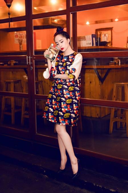 Cá sấu chúa Quỳnh Nga hoá thân làm cô gái Nhật quyến rũ ảnh 5
