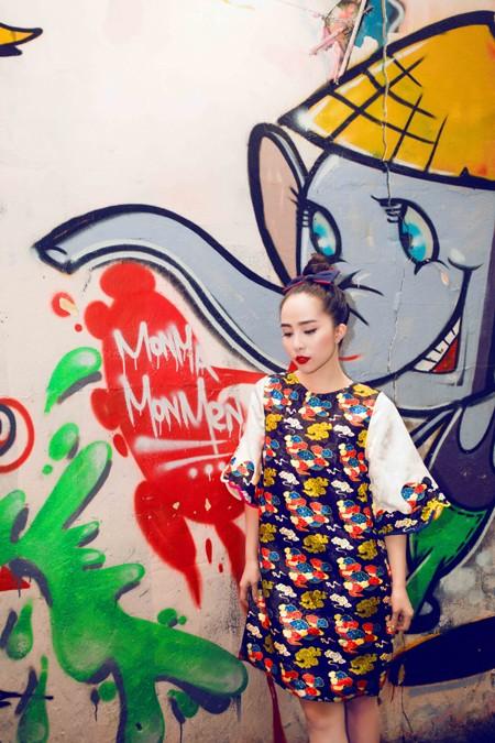 Cá sấu chúa Quỳnh Nga hoá thân làm cô gái Nhật quyến rũ ảnh 4