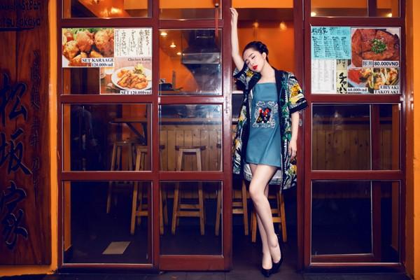 Cá sấu chúa Quỳnh Nga hoá thân làm cô gái Nhật quyến rũ ảnh 7