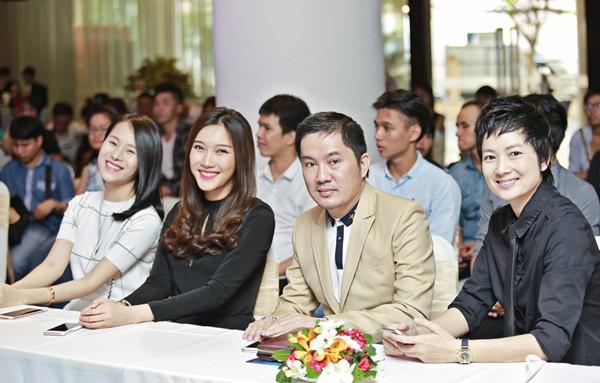 Bầu Hoà lịch lãm dự tiệc mừng tân Á hậu quốc tế Lâm Thuỳ Anh ảnh 4