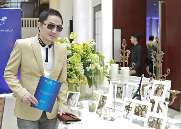 Bầu Hoà lịch lãm dự tiệc mừng tân Á hậu quốc tế Lâm Thuỳ Anh ảnh 1