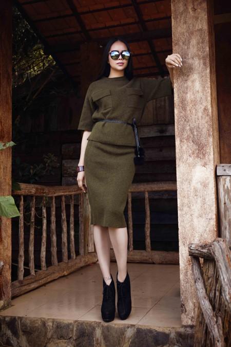 Mê mẩn với những shoot hình lãng mạn của diễn viên Sella Trương ảnh 3