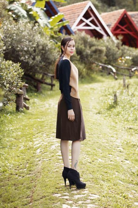 Mê mẩn với những shoot hình lãng mạn của diễn viên Sella Trương ảnh 6