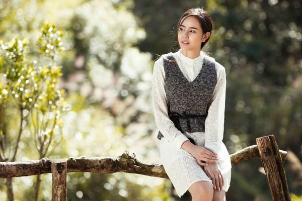 Mê mẩn với những shoot hình lãng mạn của diễn viên Sella Trương ảnh 10
