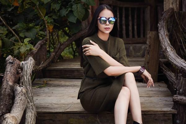 Mê mẩn với những shoot hình lãng mạn của diễn viên Sella Trương ảnh 4
