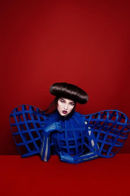 Chà Mi: Tôi sẽ chinh phục những kinh đô thời trang của thế giới ảnh 2
