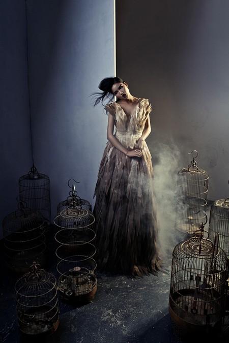 Chà Mi: Tôi sẽ chinh phục những kinh đô thời trang của thế giới ảnh 4