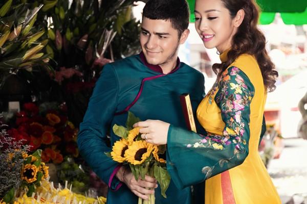 Bạn nhảy cầu hôn Jennifer Phạm bằng… 1 quả na ảnh 9